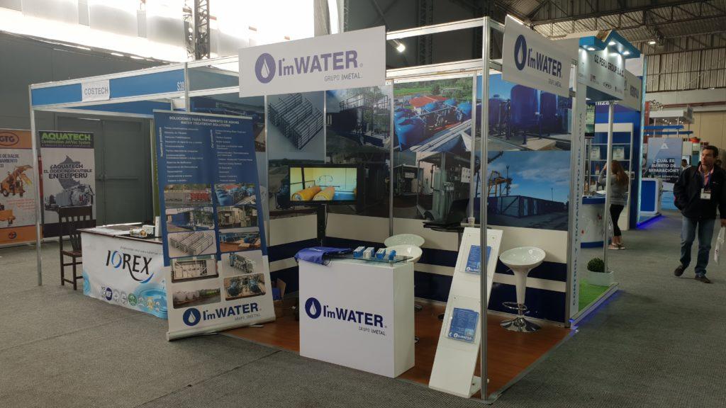 ImWater participa en Expo Agua Perú 2018