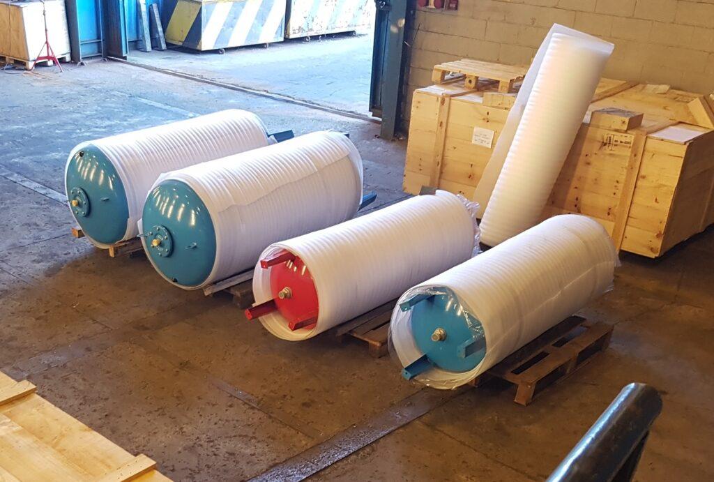 ImWater comienza distribucion de Hidroacumuladores neumáticos
