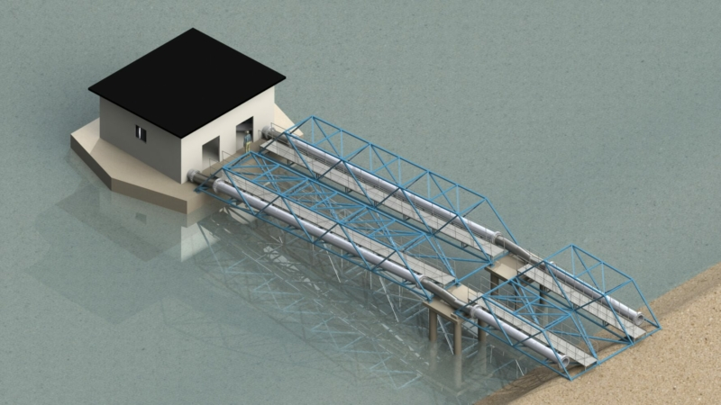 plataforma flotante